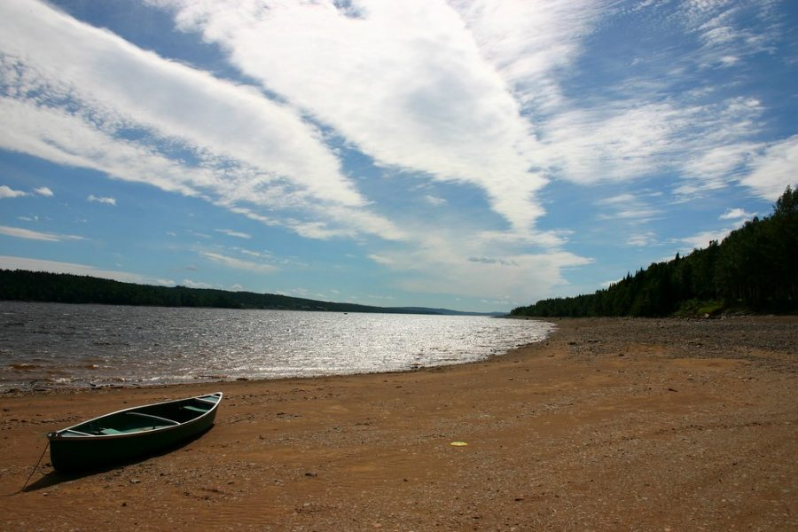Archeology investigations at Red Indian Lake